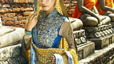 Nomi Ansari Bridal Wear 2014 for Women