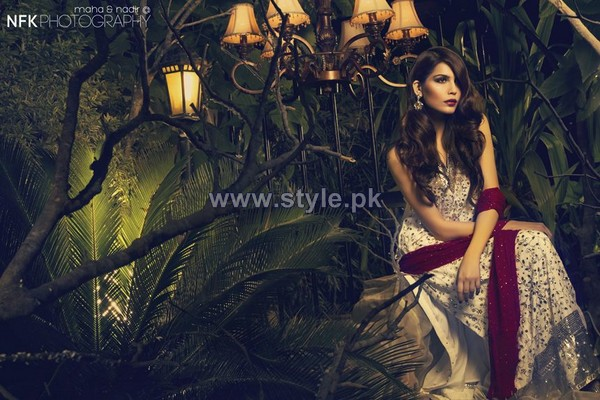 Pershe by Kauser Humayun Formal Wear 2014 Dresses 4