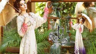 Teena by Hina Butt Formal Dresses 2014 for Women