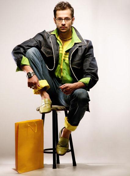 Top Male Models Of pakistan-Naeem haq