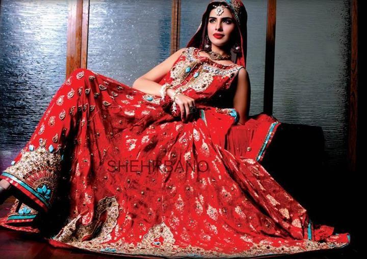 Bridal Dresses 2014 by Shehrbano for Women
