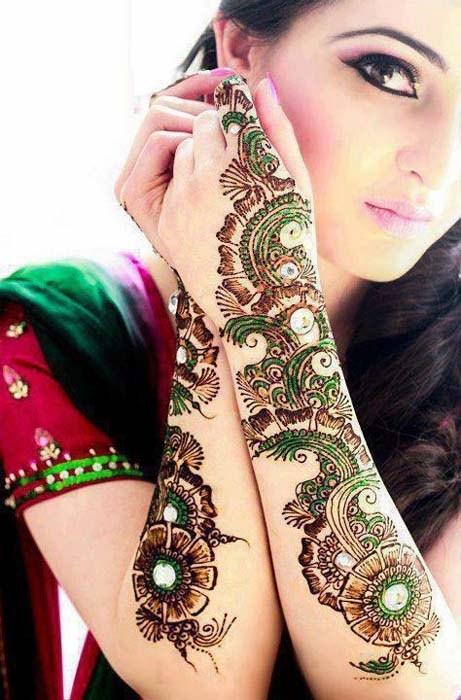 Bridal Mehndi Designs- Mehndi Designs For Brides 0013