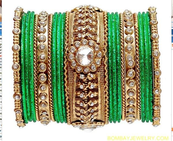 Colorful Bangles Designs 2014 For Girls 0021