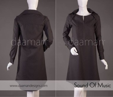 Daaman Casual Wear 2014 for Girls and Women010