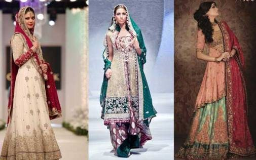 Elegant And Beautiful Wedding Dresses For Girls 009