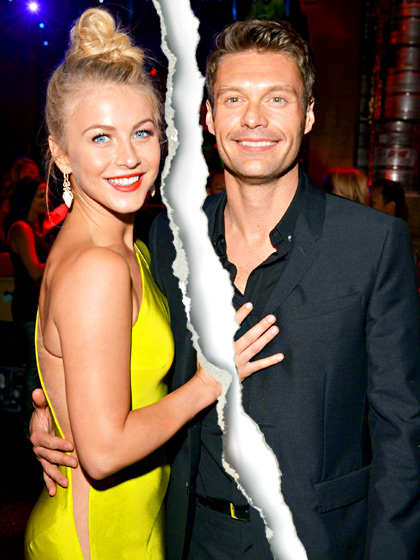 Hollywood Celebrity Splits Of 2013-Ryan and Julianne