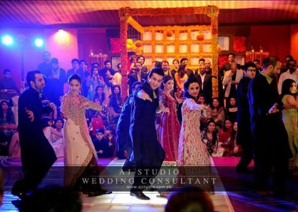 Javed Shaikh Son Shehzad Sheikh Wedding Pic 02