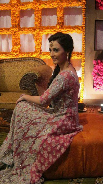 Javed Shaikh Son Shehzad Sheikh Wedding Pic 08