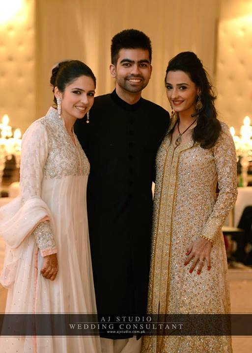 Javed Shaikh Son Shehzad Sheikh Wedding Pic 20