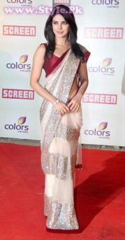 Latest Designs of Sarees 2014 for Women010