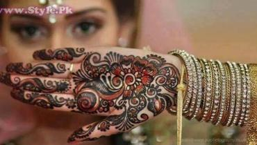 Mehndi Designs for Weddings for Girls