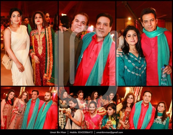 Momal Sheikh Wedding Pic 12