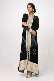 Nida Azwer Formal Wear Dresses 2014 for Women002