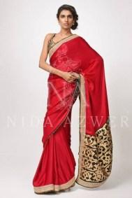 Nida Azwer Formal Wear Dresses 2014 for Women003