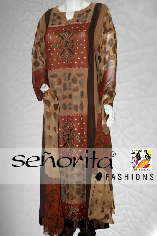 Senorita Fashions Party Dresses 2014 For Women 002