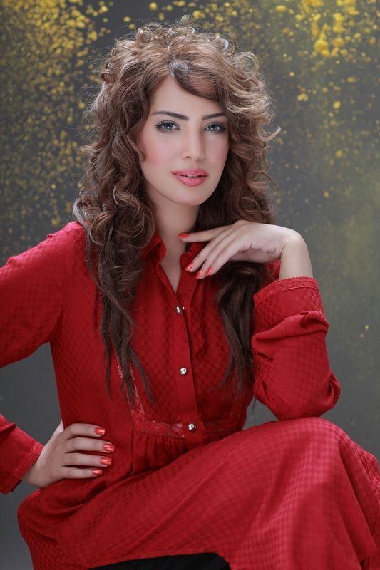 Sonya Battla Casual Wear 2014 for Girls
