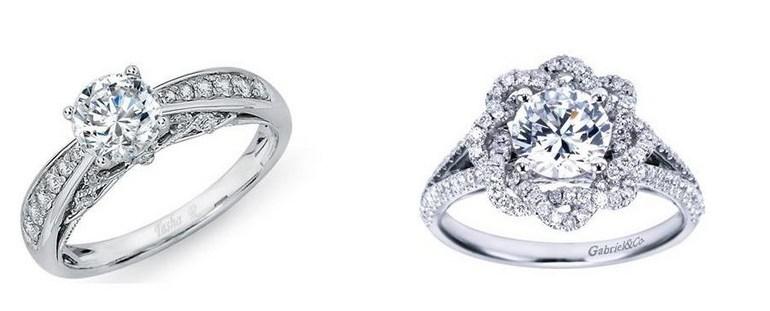Stunning Engagement Rings for Women