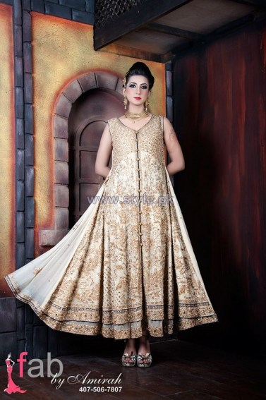 Fab by Amirah Formal Dresses 2014 For Girls 1