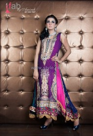 Fab by Amirah Formal Dresses 2014 For Women 4