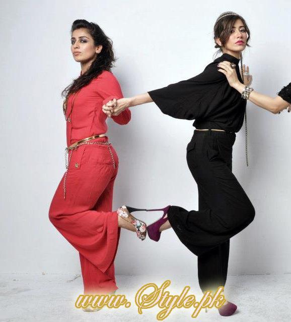 Famous Celebrity Sisters of Pakistan Showbiz pic 07