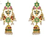 Jhumka Designs for Girls and Women