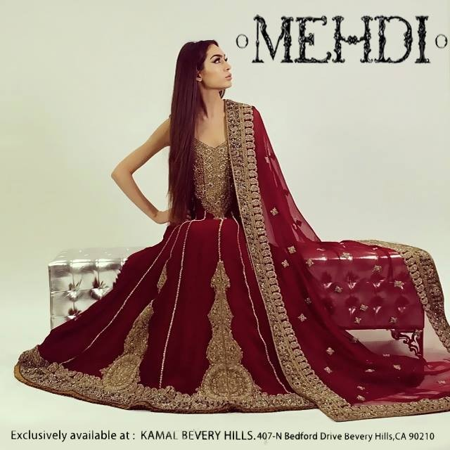 Mehdi Couture 2014 for Women and Girls