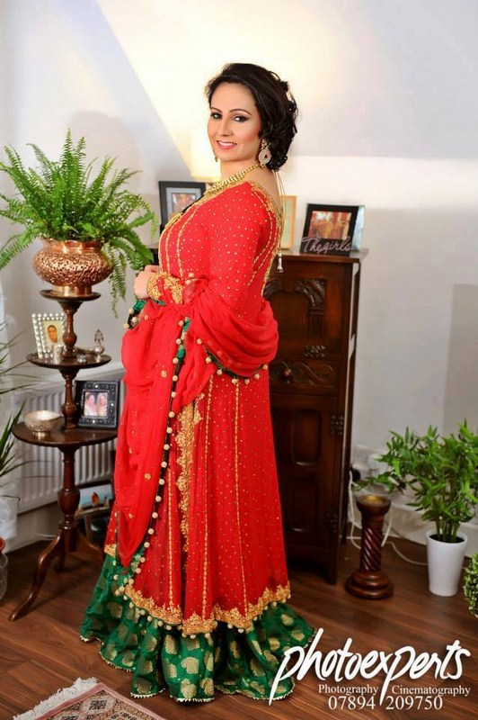 Roshan Pret Party Dresses 2014 For Women 005