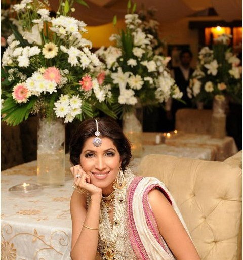 Vaneeza Ahmed Wedding Pics 02