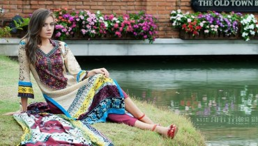Al-Zohaib Monsoon Lawn 2014 for Women