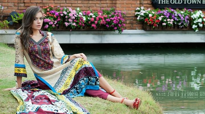 Al-Zohaib Monsoon Lawn 2014 for Women