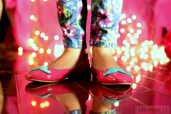 Chapter 13 Footwear Collection 2014 For Women 003
