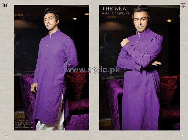 IMan Menswear Collection 2014 By Ittehad Textiles 4
