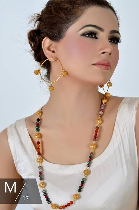 Keepsakes by Reem Spring Jewellery Collection 2014