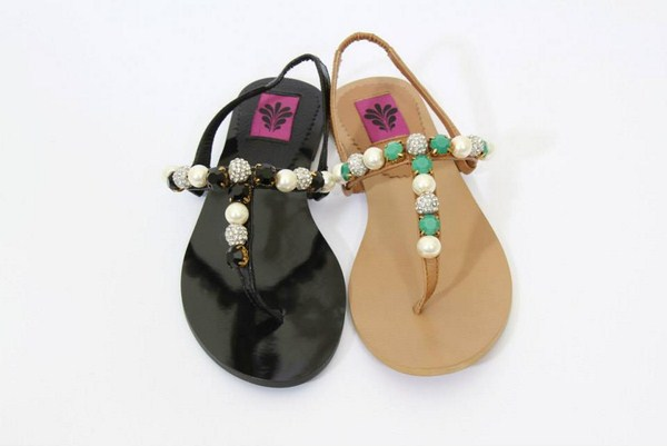Nadiya Kassam Spring Footwear Collection 2014 For Women 004