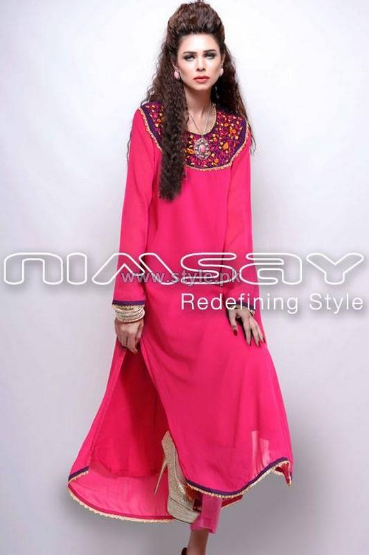 Nimsay Verve Ready To Wear Dresses 2014 For Women 8
