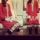Yusra Masood Spring Dresses 2014 For Women 001