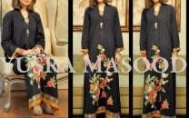 Yusra Masood Spring Dresses 2014 For Women 002