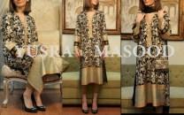 Yusra Masood Spring Dresses 2014 For Women 003