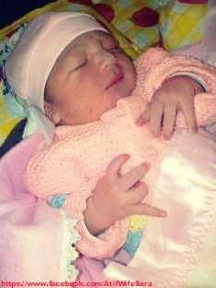Atif Aslam welcomed his baby boy- Ahad Atif Pic 12