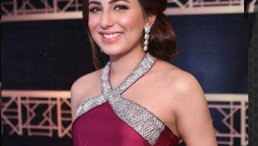 Beautiful Ushna Shah at ARY Film Awards