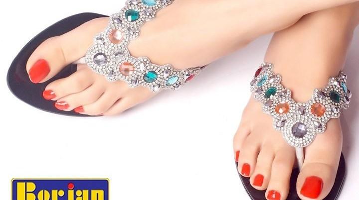 Borjan Shoes Summer Footwear 2014 for Women