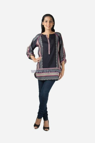 Khaadi Pret Wear Dresses 2014 For Summer 3
