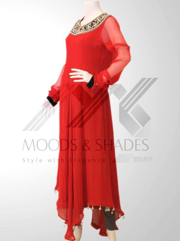 Moods And Shades Summer Dresses 2014 For Women 008