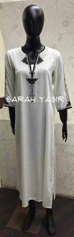 Sarah Yasir Summer Dresses 2014 For Women 004
