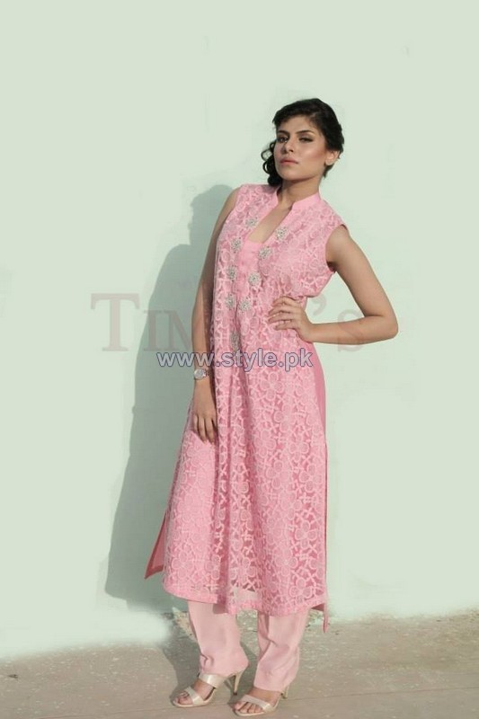 Timma's Summer Dresses 2014 For Girls 2
