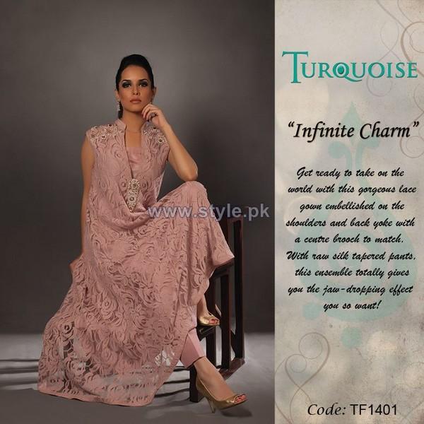 Turquoise Formal Dresses 2014 For Summer 2