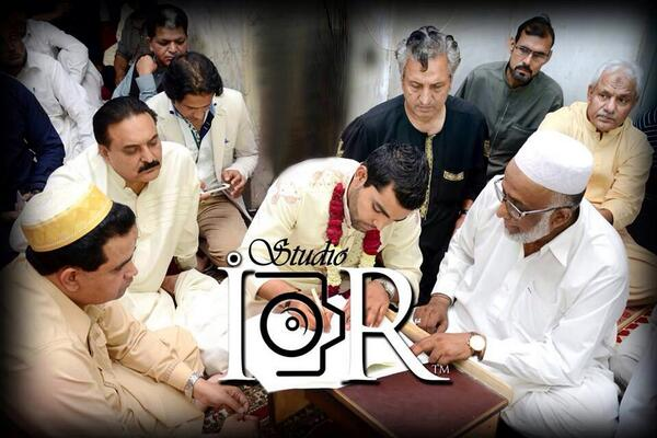 Umar Akmal Wedding Pictures 01