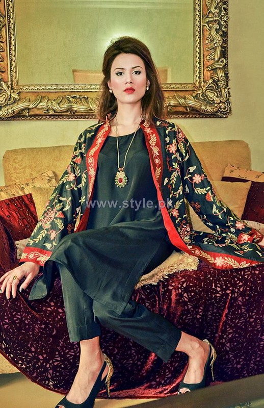 Andaaz Party Dresses 2014 For Women 11