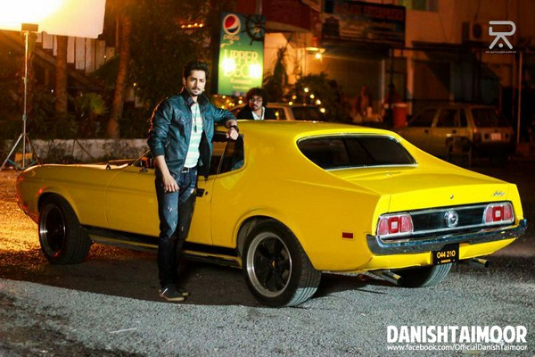 Danish Taimoor Profile And Pictures