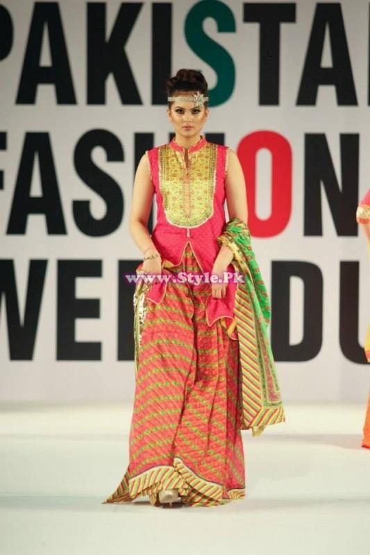 Kayseria Pret in Pakistan Fashion Week Dubai 007